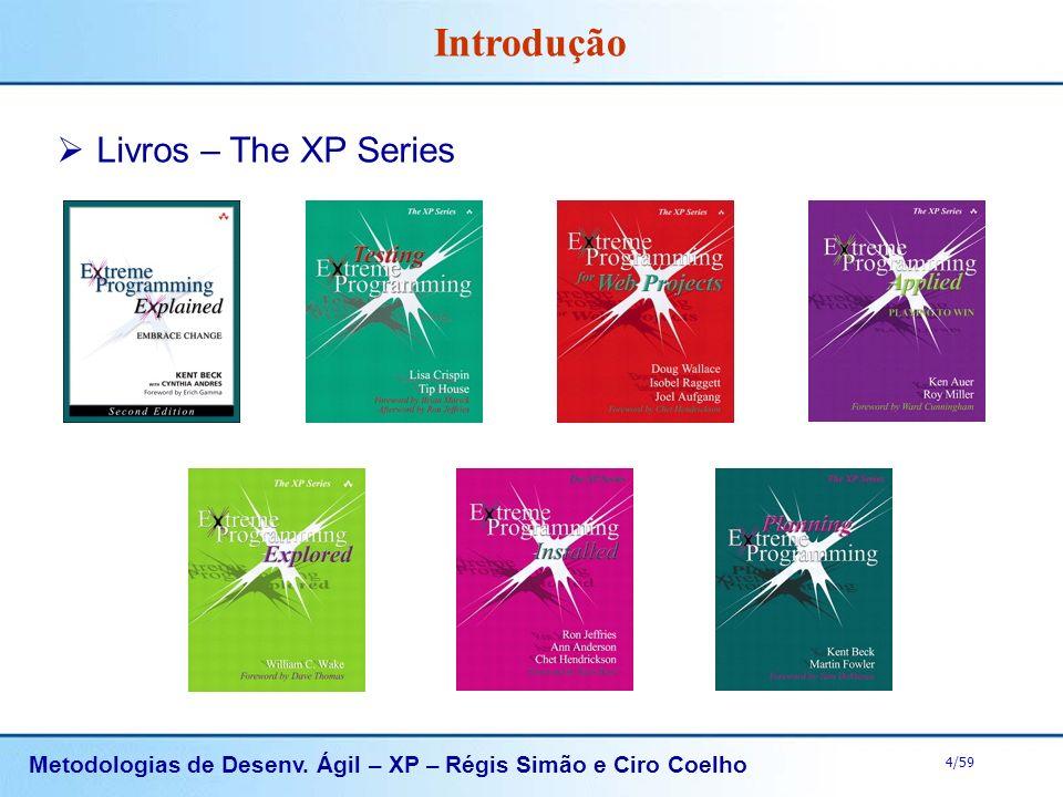 Introdução Livros – The XP Series