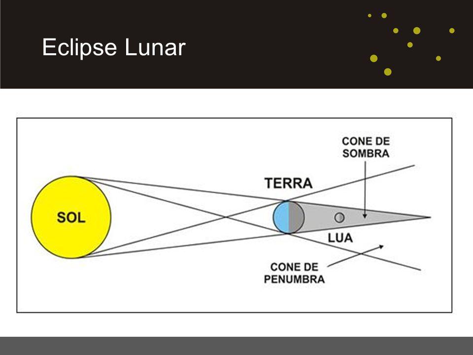 Eclipse Lunar Área reservada para imagem; substituir box branco por imagem.