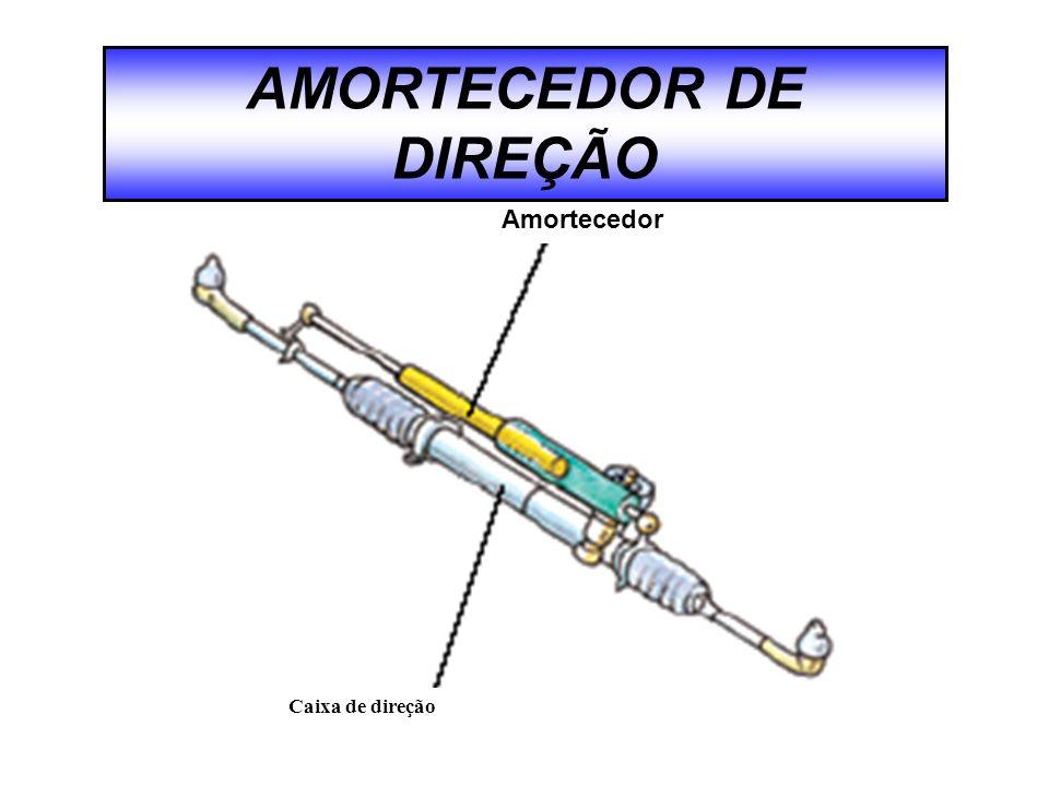 AMORTECEDOR DE DIREÇÃO