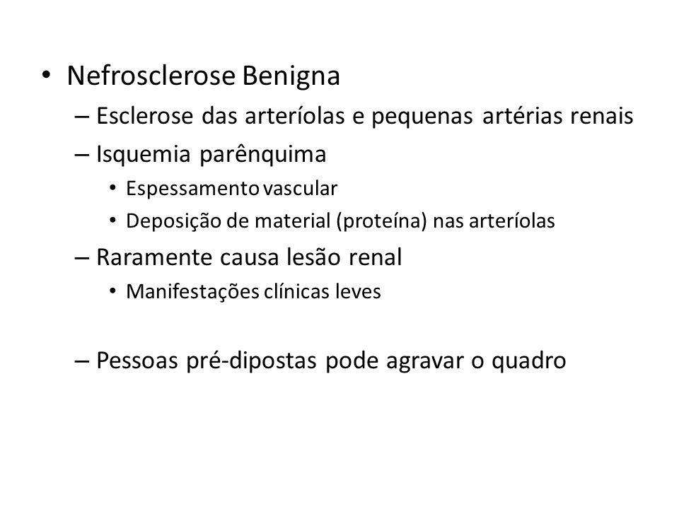 Nefrosclerose Benigna