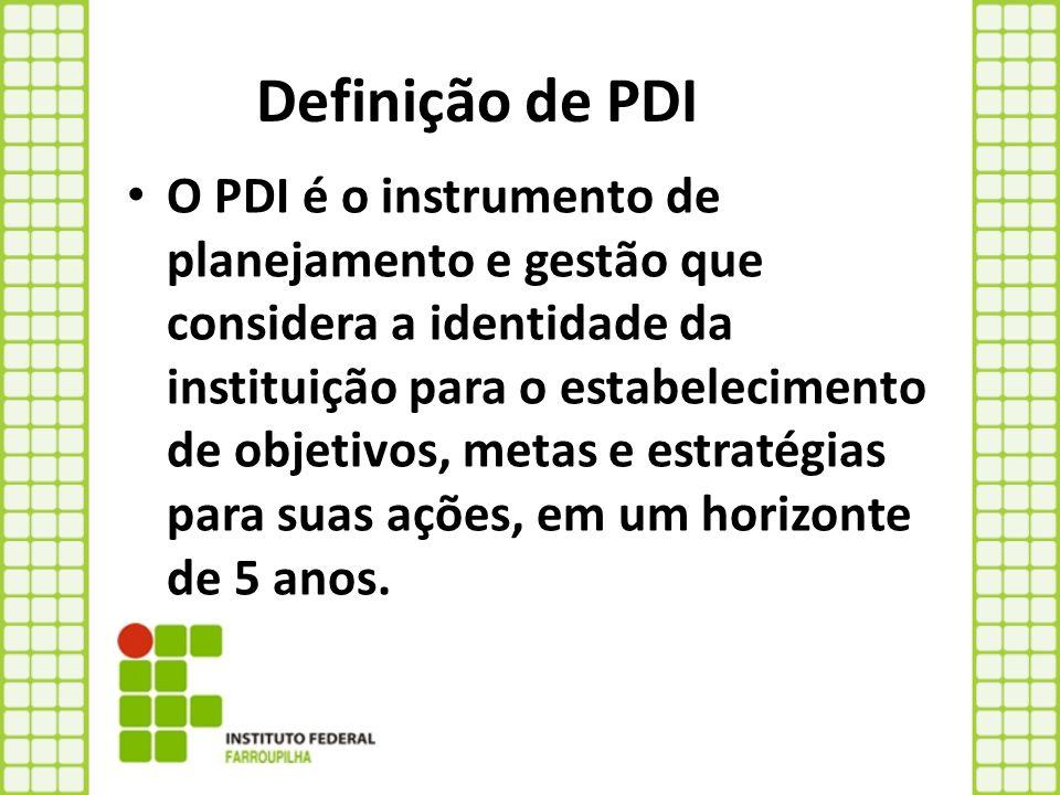 Definição de PDI