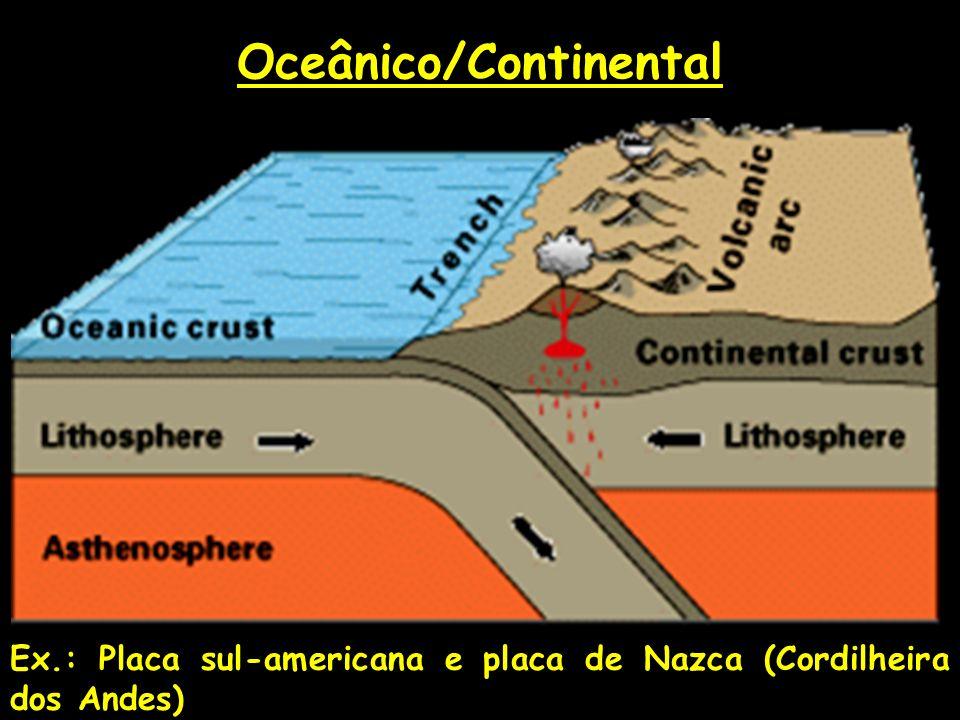 Oceânico/Continental