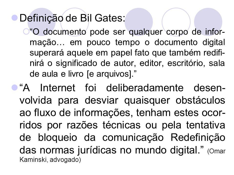 Definição de Bil Gates: