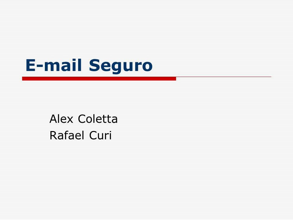 Alex Coletta Rafael Curi