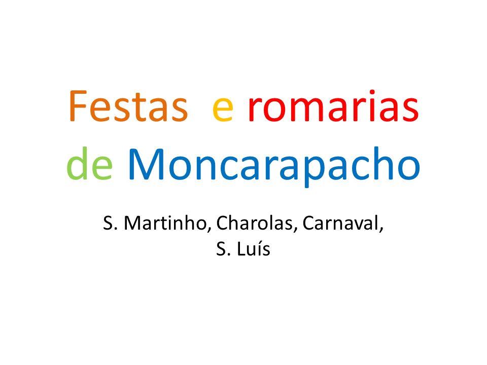 Festas e romarias de Moncarapacho