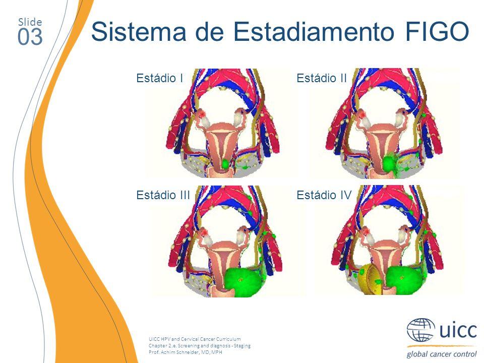 Sistema de Estadiamento FIGO