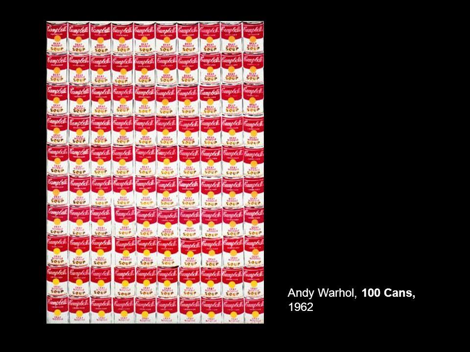 Warhol queria imprimir a idéia de obra de arte como mercadoria, chamava seu estúdio de A Fábrica e deixou declarações emblemáticas e famosas (que queria ser uma máquina, que no futuro todas as pessoas seriam famosas por quinze minutos e que todos bebem Coca-Cola e nenhuma soma de dinheiro daria ao presidente dos EUA uma garrafa melhor do que aquela que o vagabundo da esquina bebe). (QUESTIONA OS EFEITOS DO CONSUMO)