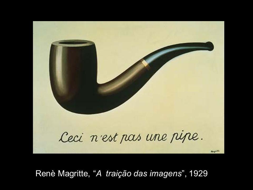Renè Magritte, A traição das imagens , 1929