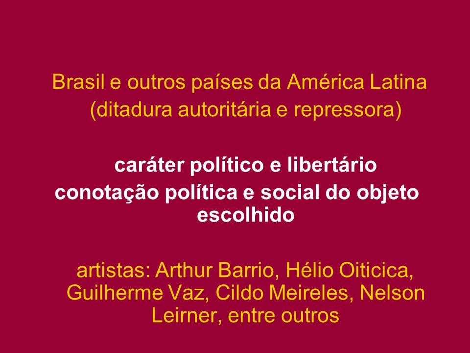 Brasil e outros países da América Latina