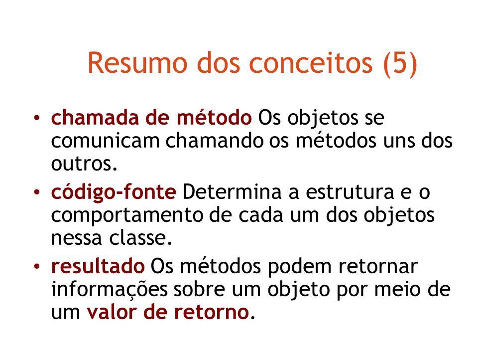 Resumo dos conceitos (5)