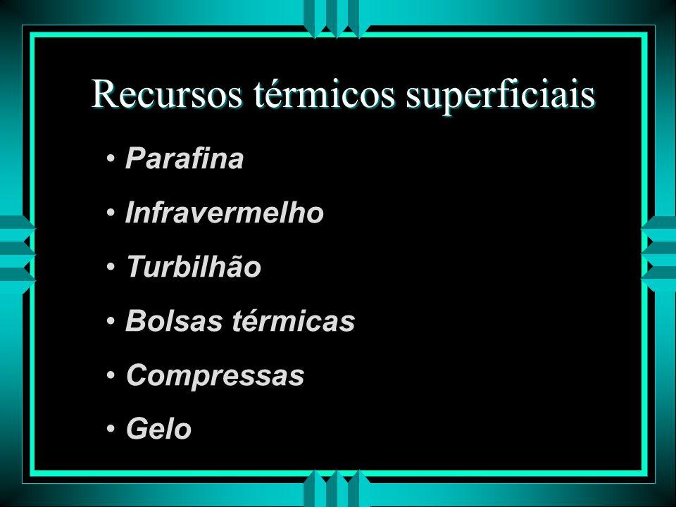 Recursos térmicos superficiais
