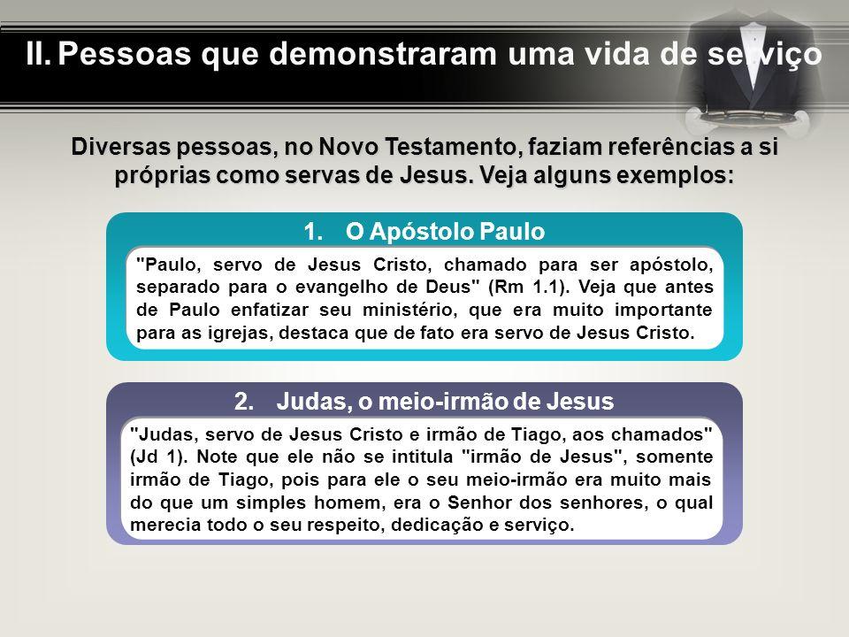 Judas, o meio-irmão de Jesus