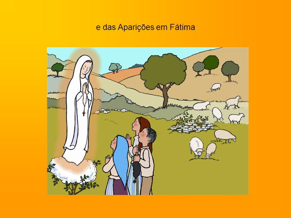 e das Aparições em Fátima