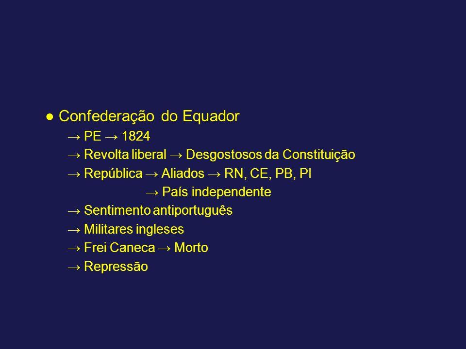 ● Confederação do Equador