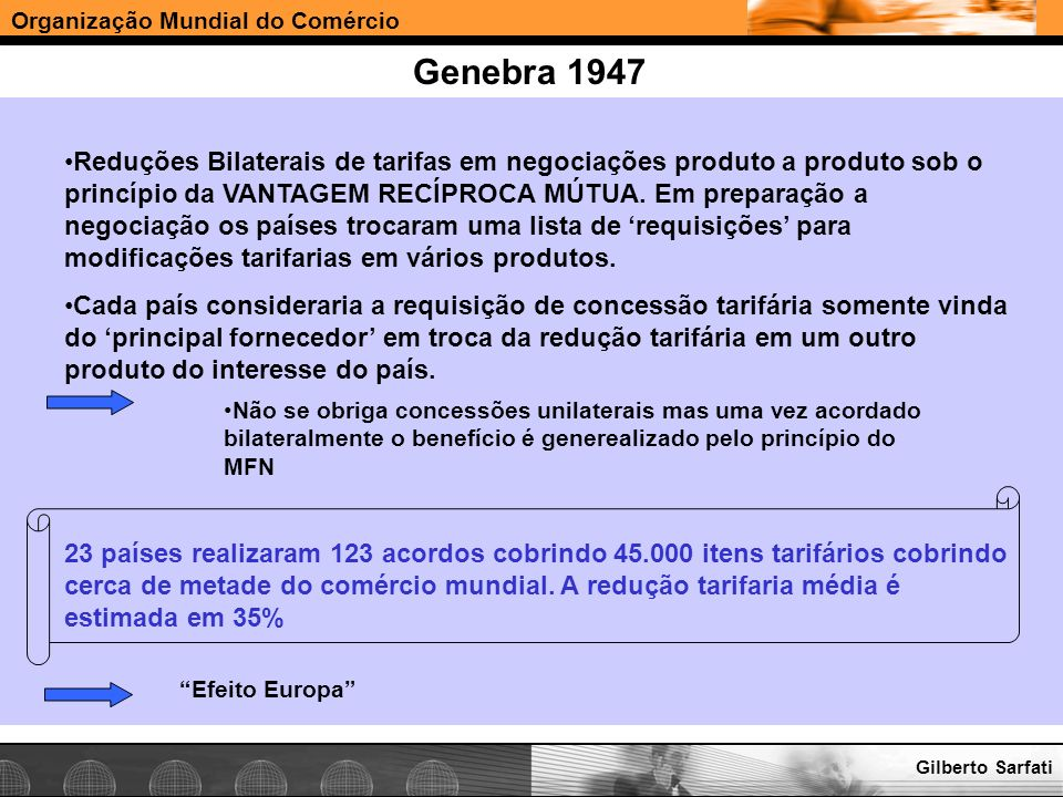 Genebra 1947