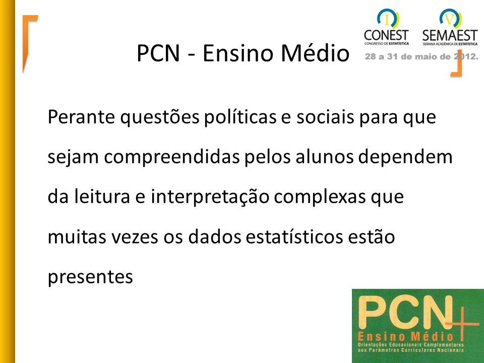PCN - Ensino Médio