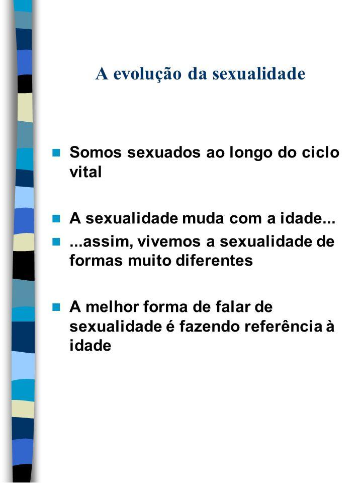 A evolução da sexualidade