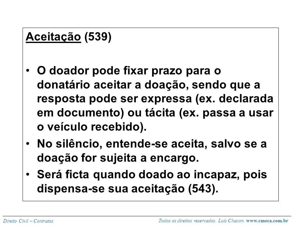 Aceitação (539)