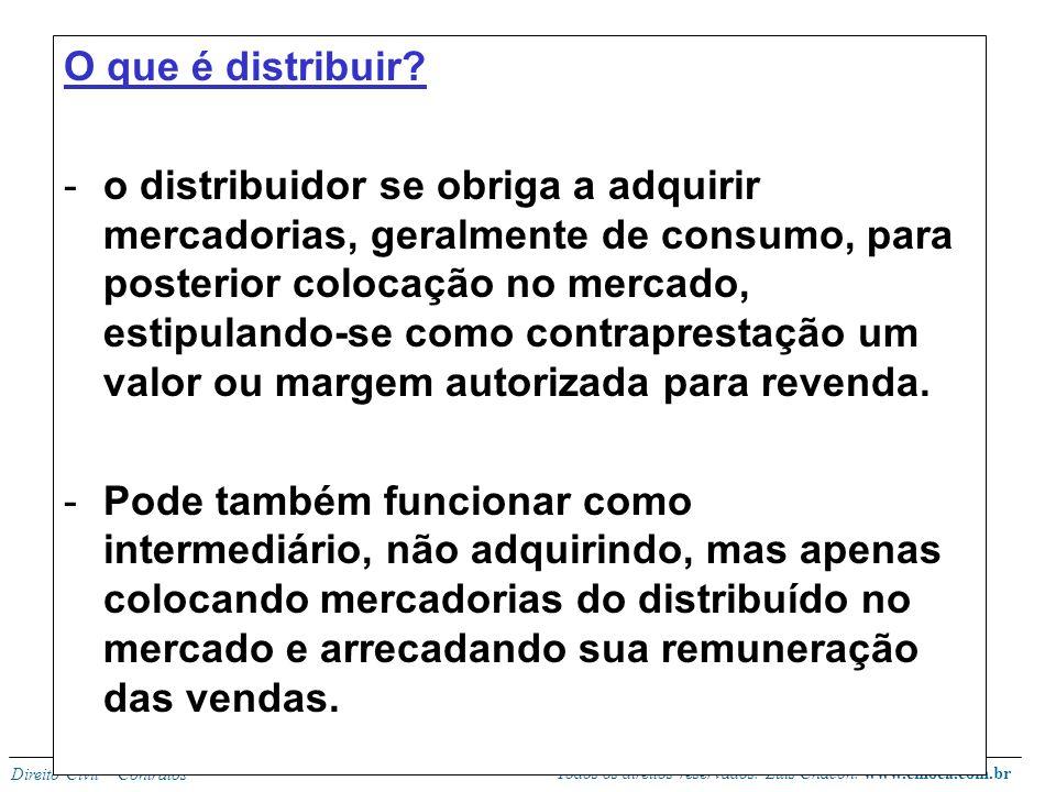 O que é distribuir