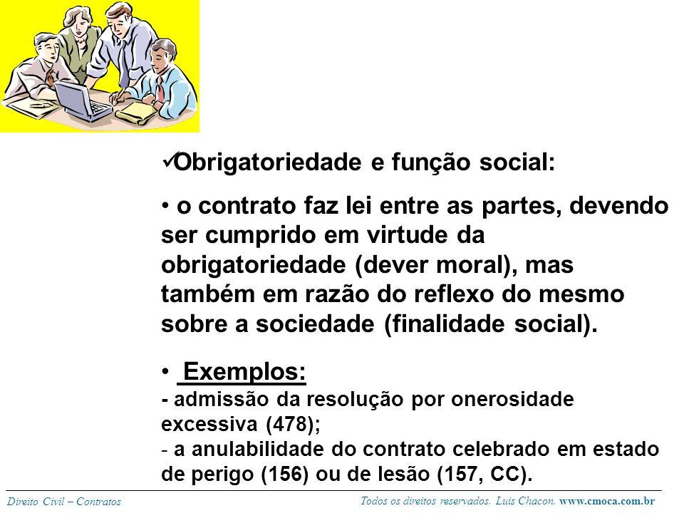 Obrigatoriedade e função social:
