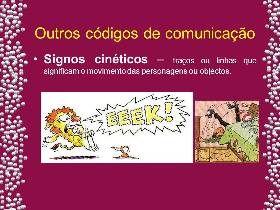 Outros códigos de comunicação