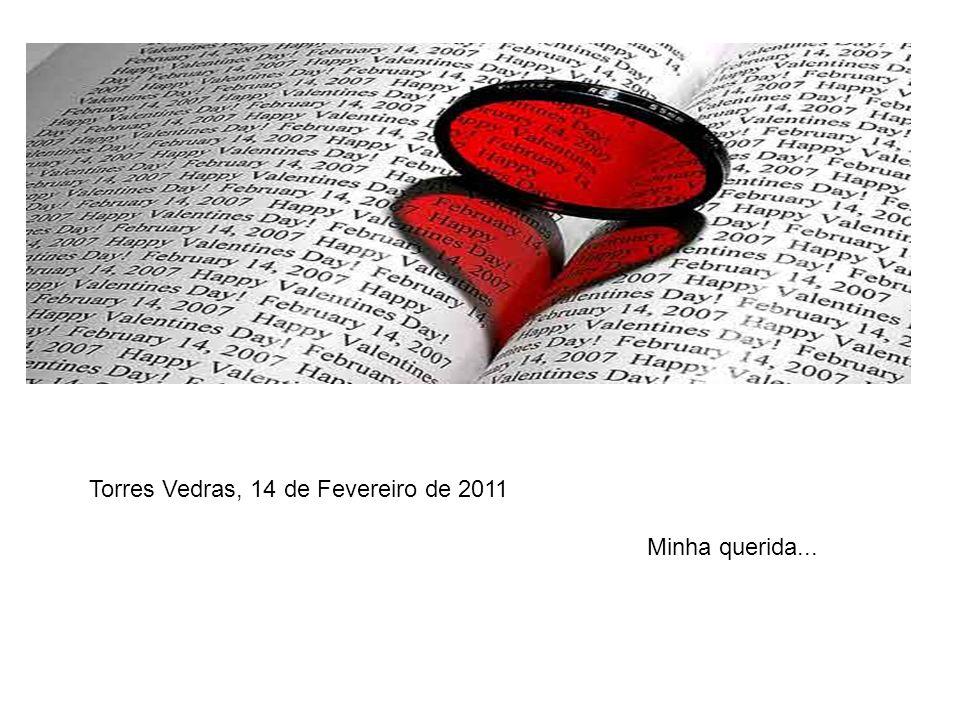 Torres Vedras, 14 de Fevereiro de 2011