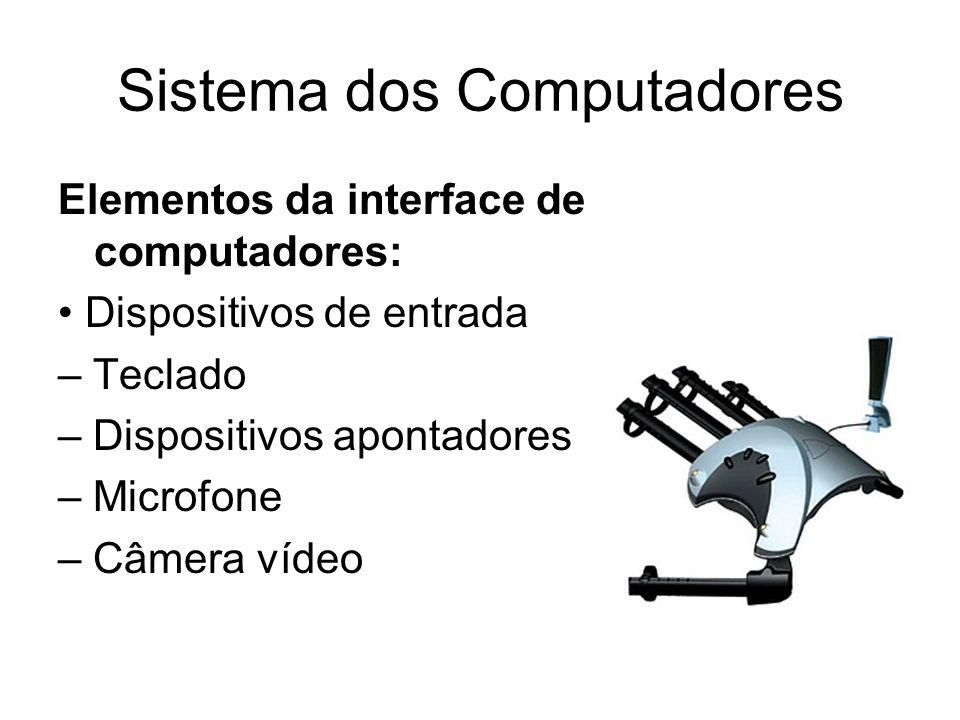 Sistema dos Computadores