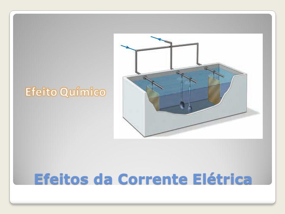 Efeitos da Corrente Elétrica