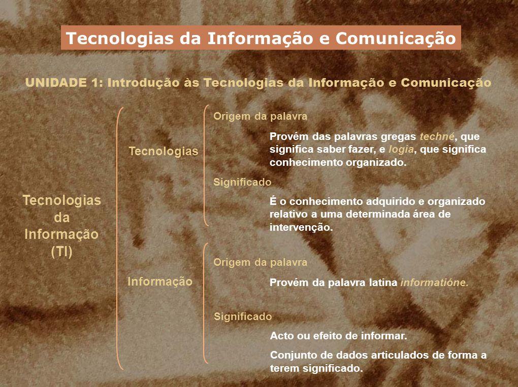 Tecnologias da Informação (TI)