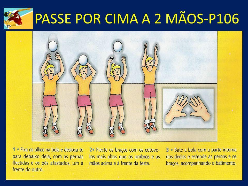 PASSE POR CIMA A 2 MÃOS-P106