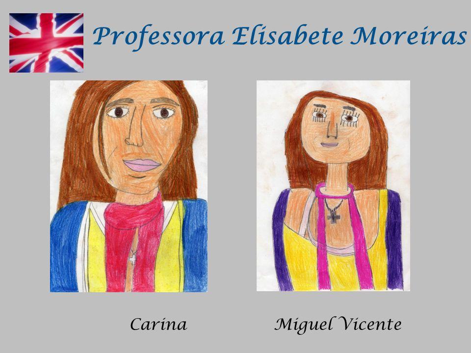 Professora Elisabete Moreiras