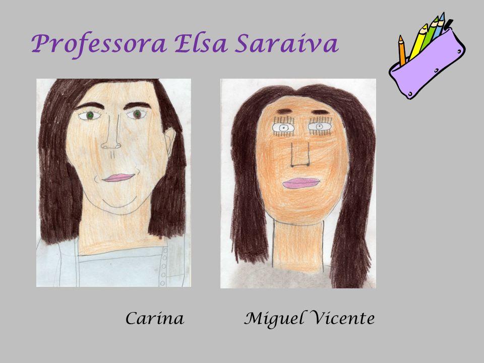 Professora Elsa Saraiva