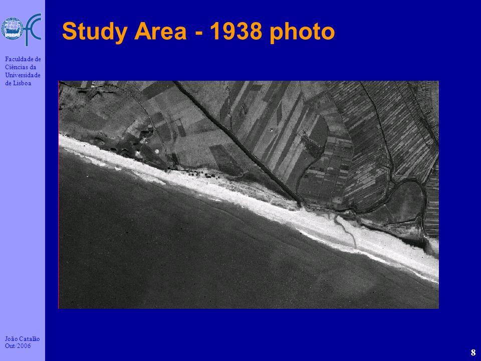Study Area - 1938 photo