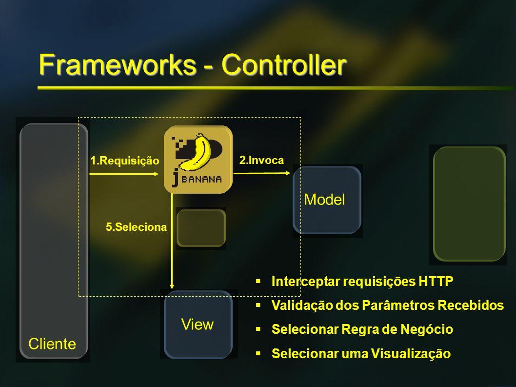 Frameworks - Controller