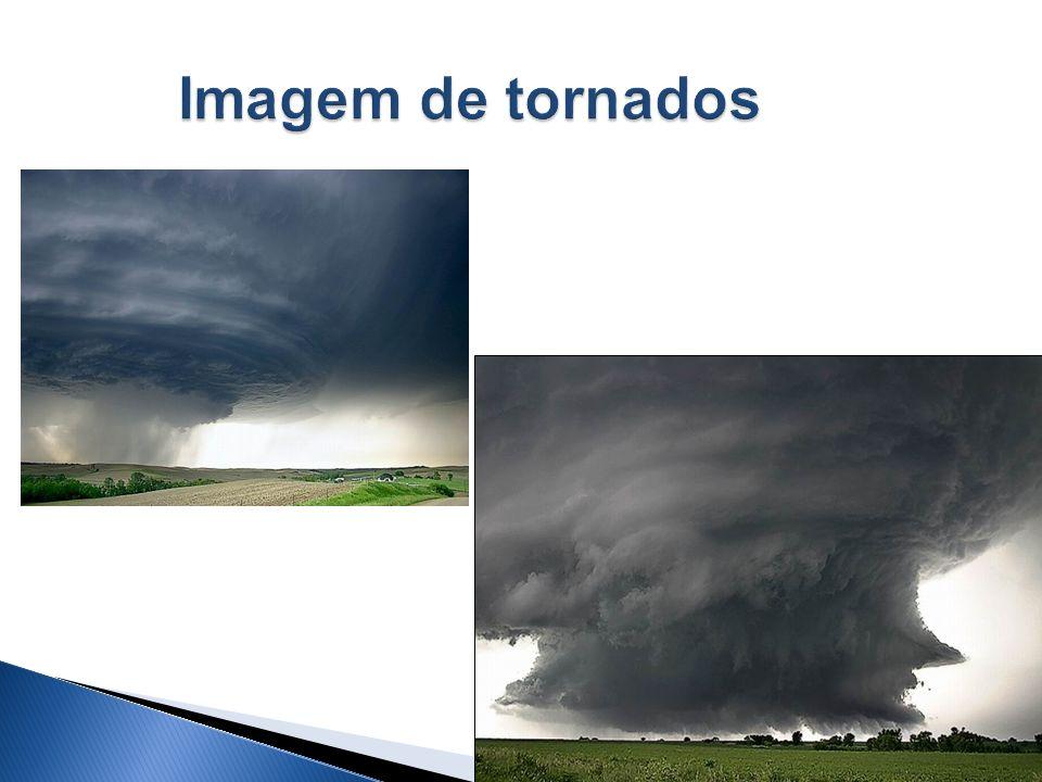 Imagem de tornados