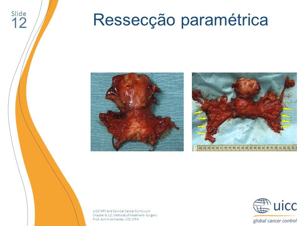 Ressecção paramétrica