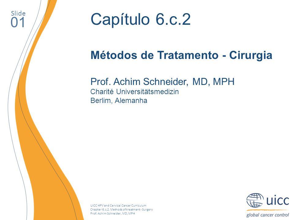 Capítulo 6.c.2 01 Métodos de Tratamento - Cirurgia