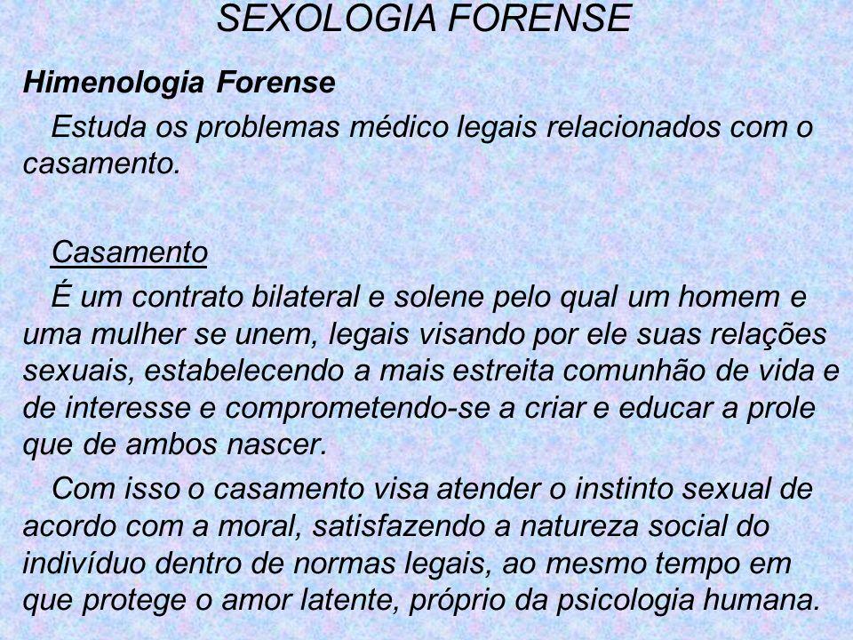 SEXOLOGIA FORENSE Himenologia Forense