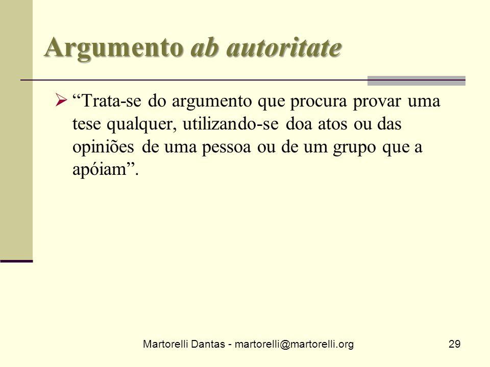 Argumento ab autoritate