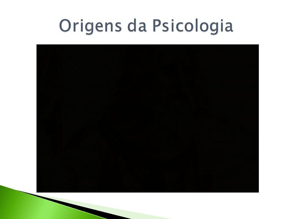 Origens da Psicologia