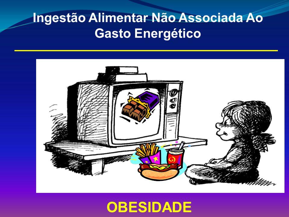 Ingestão Alimentar Não Associada Ao Gasto Energético