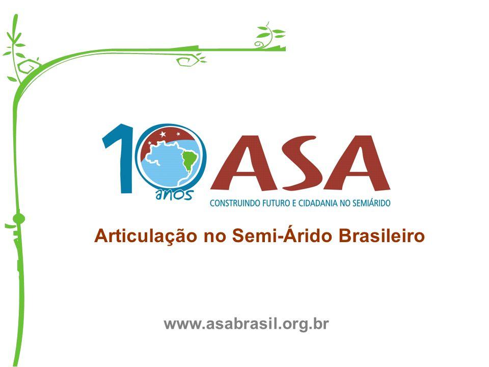 Articulação no Semi-Árido Brasileiro