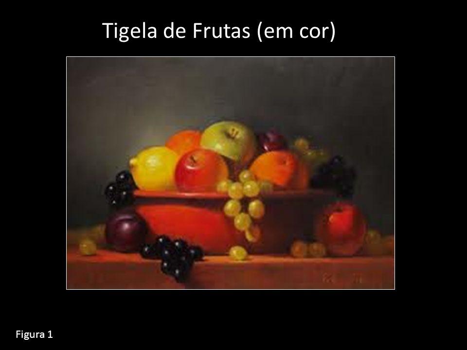 Tigela de Frutas (em cor)