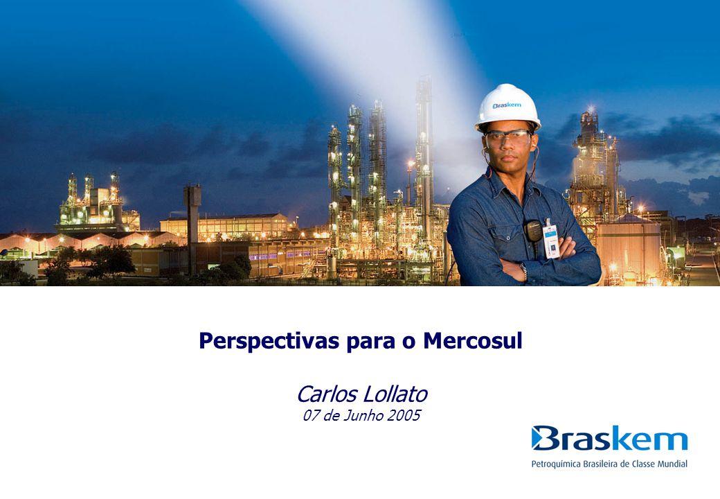 Perspectivas para o Mercosul