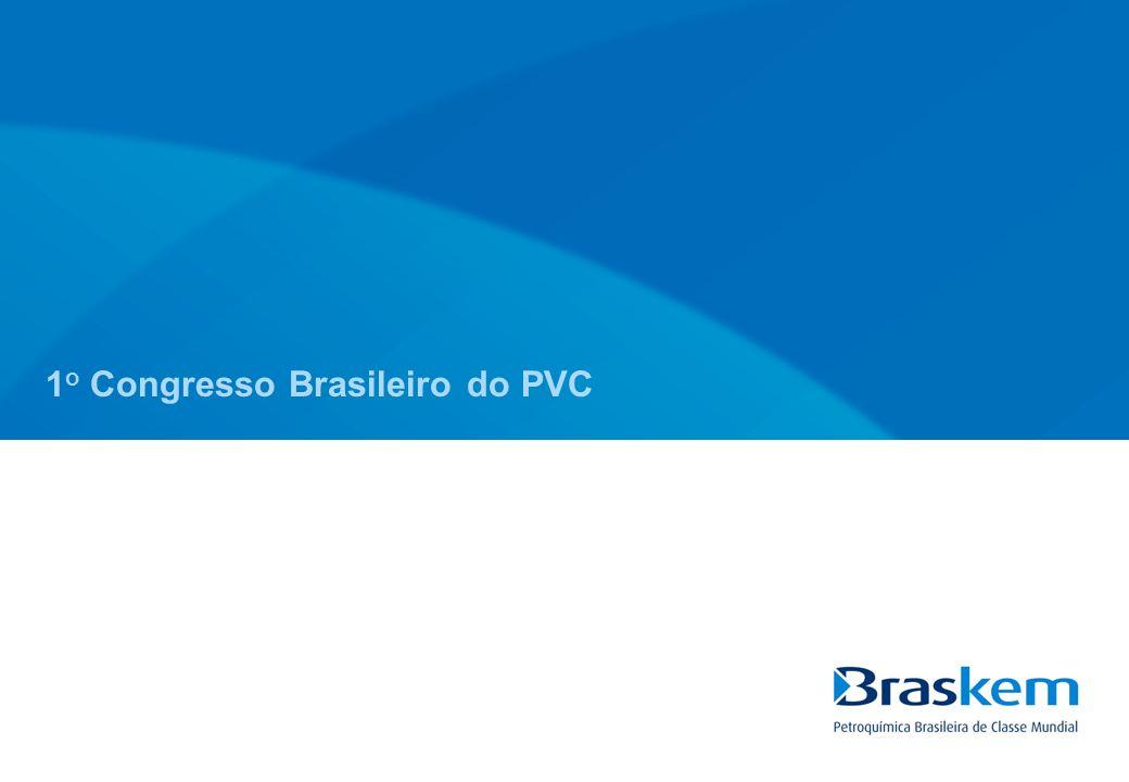 1o Congresso Brasileiro do PVC