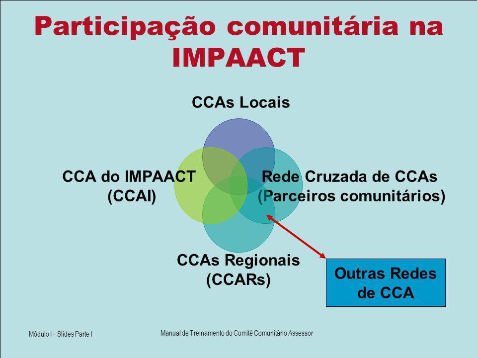 Quem pode ser um membro do CCA