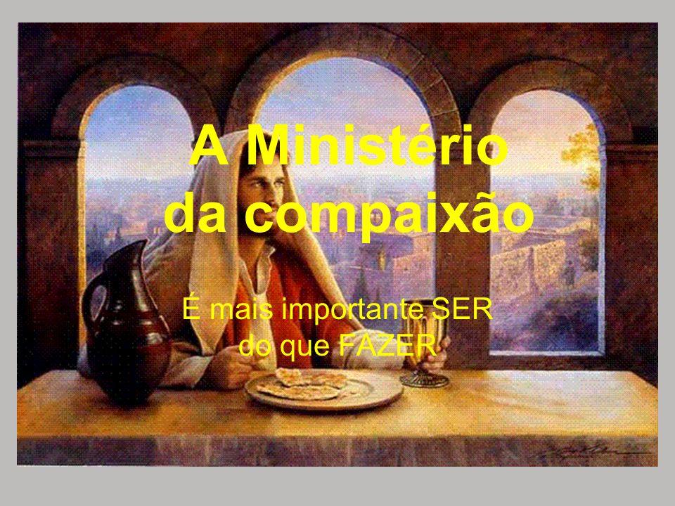 A Ministério da compaixão