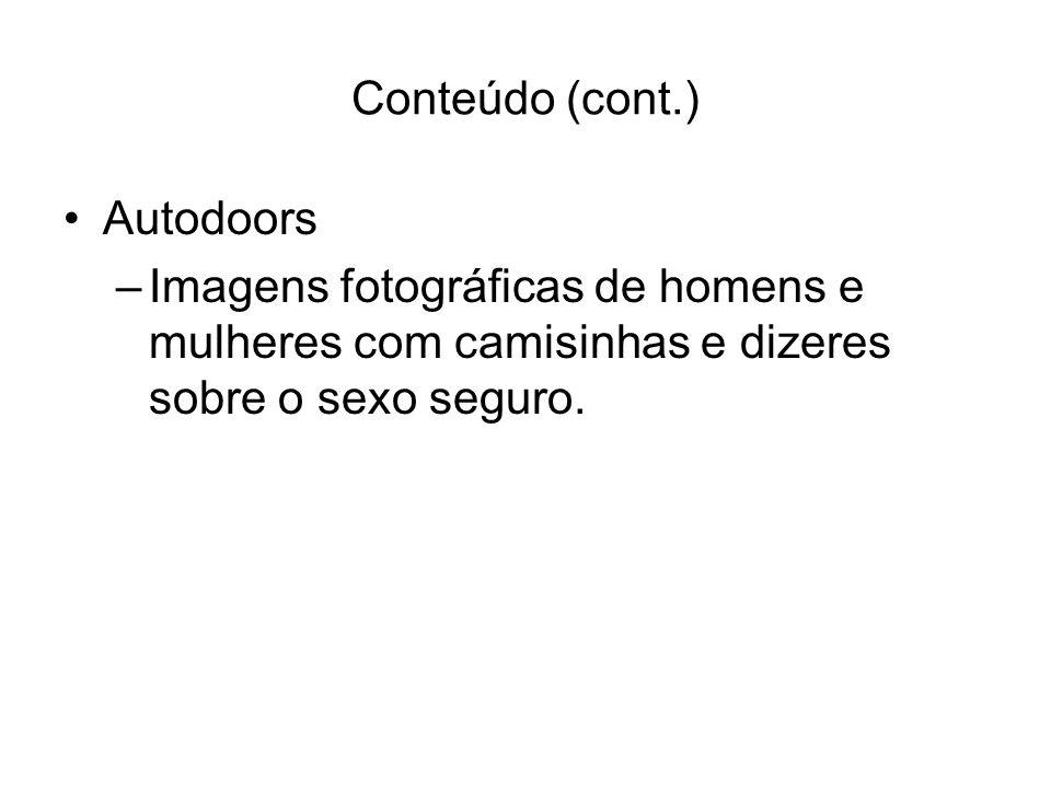 Conteúdo (cont.) Autodoors.