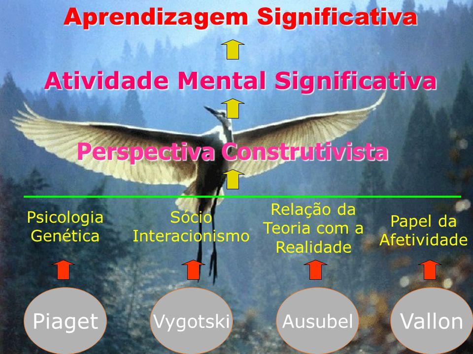 Atividade Mental Significativa Perspectiva Construtivista