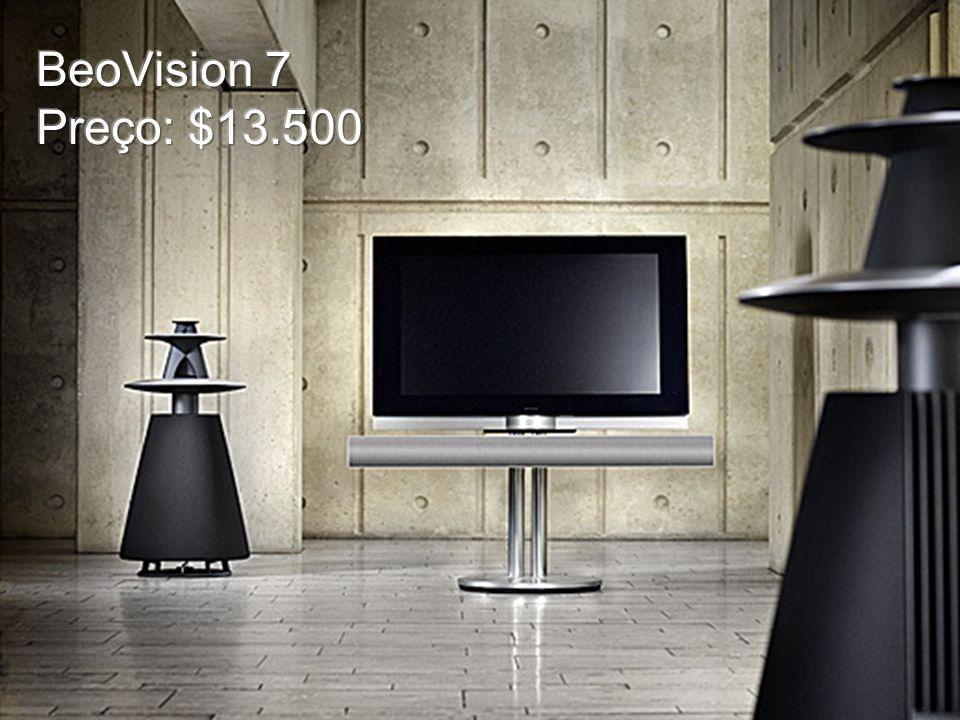 BeoVision 7 Preço: $13.500
